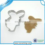 2015 Various widely-used beauty steel cookie cutter