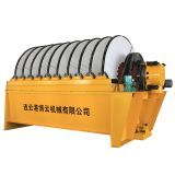 Solid-Liquid Separation Equipment Rotary Disc Vacuum Filter For Environmental Protection