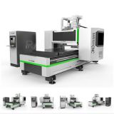 The newest Heavy duty CNC machine center 3 axis milling machine
