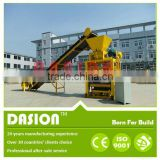 block making machine price DS4-25 buring-free professional small scale industries machines with hydraulic system