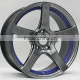 2016 new style 16 17 inch alloy rims fit for VW Audis bens toyota