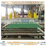 Kingsun Highest-quality Quartz Stone Pressing Machine / Pressing Machinery used for Quartz Stone Slab /Stone pressing machine