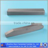 Leading manufacturer of tungsten carbide wear parts for VSI crusher rotor tips with good performance in wear resistance