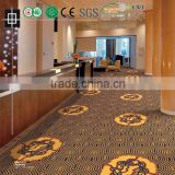 02 China Luxury Printed Hotel Lobby Nylon Carpet Commerical Nylon Printed Carpet