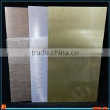Blank heat transfer sublimation Aluminum sheet,Brush surface metal plate