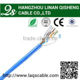 10years-experience oem specialized in cat6 stp or utp 4 pairs network cable supplying free sample