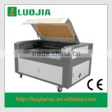 Professional portable metal laser cutting machine from Jinan Luojia cnc equitment Co;Ltd