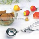 S/S 22*6*3.5 Ice cream tools stainless steel ice cream scoop