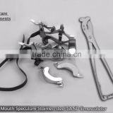 Horse Mouth Speculum Stainless steel Emasculator