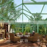 Green house Steel structure