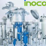 INOCO gasoline diesel fuel filter stainless steel bag filter water filter housing                                                                                                         Supplier's Choice