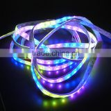 2016 China supplier chirstmas room outdoor skating rink decoration meteor show led strip light SMD 5050