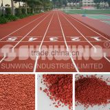 outdoor basketball courts epdm rubber sheet playground flooring