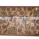 Table Decoration Bamboo Table Mat Placemat