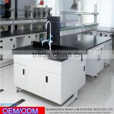 Acid resistant hospital lab workbench table with sink                                                                         Quality Choice
