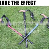 GS Certificate Telescopic Nordic Walking Pole for mountain climbing machine