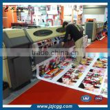 Advertising Knitting Polyester Banner Sublimation Printing Outdoor Polyester Banner Flag