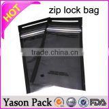 Yason 3 layer zipper kangaroo bags zipper top bottom gusset coffee bean packaging bags 3 sides heat seal zipper bag