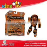 action figure toy truck assemble toy