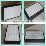 99.99% mini pleat HEPA filter for air conditioning