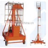 16m air hydraulic motorcycle lift table
