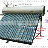 Beautiful Drinking Compact Solar Water Heater in The French