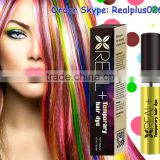 Real Plus Temporary Hahal Hair Color Dye Hair Color Spray