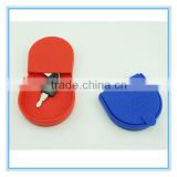 European and American style fashion mini silicone key pouch