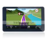Free maps 128MB built in 7inch Touch Screen 8GB memory 800MHZ FM Transmitter Car GPS Navigation