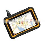 7 inch Android 3G NFC RFID reader built in GNSS Navigation module flat panel PC