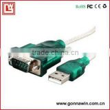 usb to rs232 db9 serial adapter converter cable
