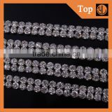Bling! Bling,! colorful shinely look crystal rhinestone cup chain