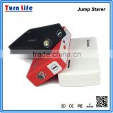 TURNLIFE multi-function air compressor/19v 16000mAh car jump starter/mini car booster for emergency use/power bank