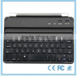 Ultra slim aluminum keyboard case for mini ipad from China factory support small business ideas