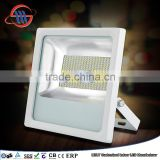 High quality ipad design slim led floodlight 100w 90lm/w Aluminum reflector ra>80 pf>0.5 2 years warranty