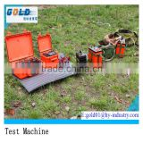 WDJD-4 Geological Survey Equipment 2D Image Underground Water Detector