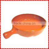 Exquisite handmade glazed kitchen cooking terracotta tableware supplier