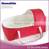 Baby portable basket baby carry basket wholesale