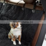 Large Waterproof Pet Durable Nylon Car Seat Cover, Black Car Dog Cart Pet Car Seat Cover