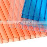 JIASIDA 6mm cellular polycarbonate sheet,polycarbonate 6mm hollow sheet,pc sheet