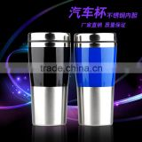 Factory wholesale stainless steel fancy french coffee press mug tumbler with lid new mug insulated travel mug