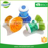 Cleaning Brush, Dish Brush, Kitchen Brush, Soap Dispensing Dish Brush, Soap Dispensing Ktchen Dish Brush