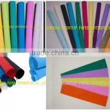 ALL Color 50x250cm Crepe Paper for flower or craft artwork