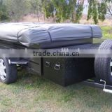 off road small camping trailer