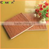 Waterproof eco-friendly wpc anion laminate flooring durable plastic 8-12mm laminate flooring