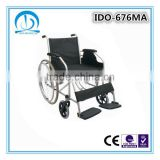 Manual Steel Folding Power Wheelchairs Price