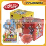 popping rock candy +Ice Cream Lollipop SK-P026