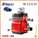 ccd Zigbee laser wheel alignment equipment with calibration bar