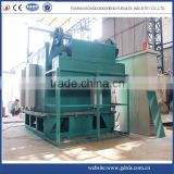 high temperature bogie hearth annealing electric resistance furnace