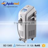 Nd YAG new laser for skin rejuvi and tattoo removal without cream